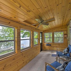 Lakefront Family Escape With Views, Dock, And Kayaks! photos Exterior