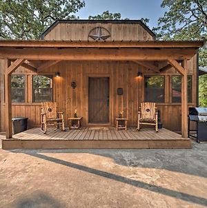 Western Daze' Broken Bow Cabin In Hochatown! photos Exterior