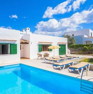 Villa In Cala D'Or Sleeps 6 Includes Swimming Pool Air Con And Wifi photos Exterior