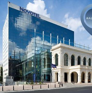 Novotel Bucharest City Centre photos Exterior