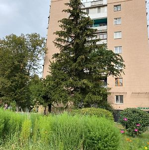 Modern Apartment With Panoramic View Near Metro 23August photos Exterior