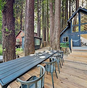 New Listing! Chic Upgraded Retreat On Austin Creek Cabin photos Exterior