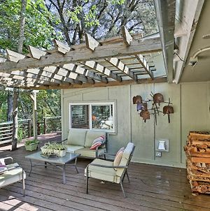 Cozy Junction City Cottage With Deck By Connor Creek! photos Exterior