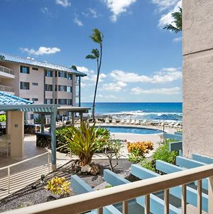 Walk To Town Ocean View Free Concierge Ac & Wifi Kona Reef E11 photos Exterior