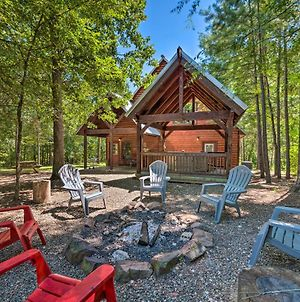 Cabin With Games & Hot Tub, 4 Mi To Beavers Bend photos Exterior