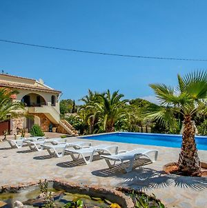 Diana - Pretty Holiday Property With Garden And Private Pool In Benissa photos Exterior