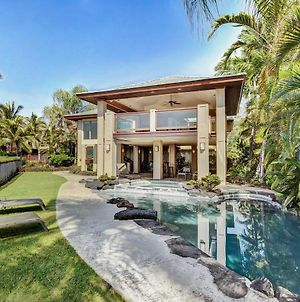 Ocean Front Island Home Pool Gated Kona Bay Estates Vista Oceania photos Exterior