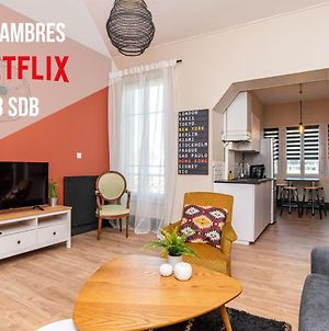 Appartement 3 Chambres - 3 Sdb - Netflix photos Exterior