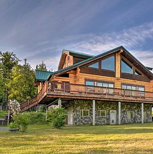 Legacy Mountain Lodge On 40-Acre Ranch With Views! photos Exterior