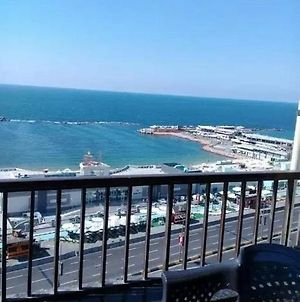 New Furniture Apartment - Sea View - Parking - Front Of Beach photos Exterior