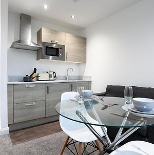 Stylish One Bed Suite In Manchester City Centre photos Exterior
