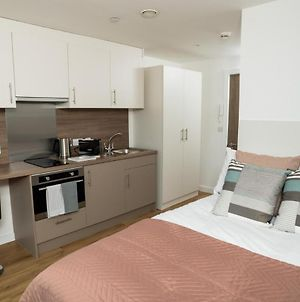 Studio Apartment At The Point In Aberdeen City Centre photos Exterior
