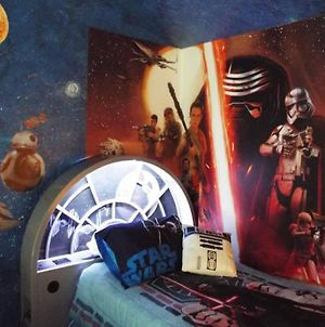 Disney Area 5 Bed/4 Bath Star Wars/Frozen Home Private Pool/Spa photos Exterior
