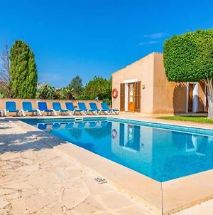 S'Alqueria Blanca Villa Sleeps 10 With Pool Air Con And Wifi photos Exterior