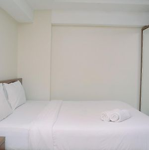 Relax And Comfy @ Studio Room Kebagusan City Apartment By Travelio photos Exterior