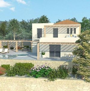 Agios Pavlos Villa Sleeps 6 With Pool And Air Con photos Exterior