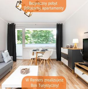 Apartments Przyokopowa Gdansk By Renters photos Exterior