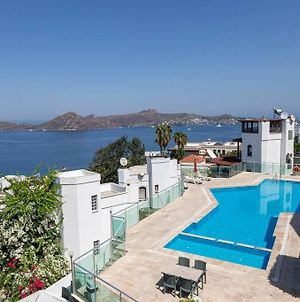 2Br Duplex Amazing View & Terrace In Bodrum photos Exterior