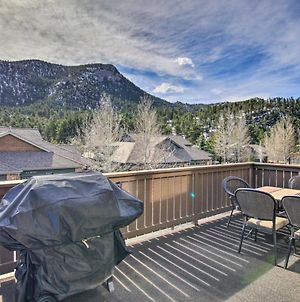 Estes Park Retreat With Mountain Views About 1 Mi To Town photos Exterior