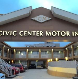 Civic Center Motor Inn photos Exterior