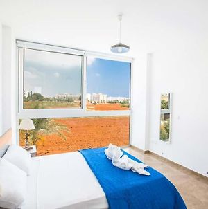 Protaras Villa Sleeps 7 With Pool Air Con And Wifi photos Exterior