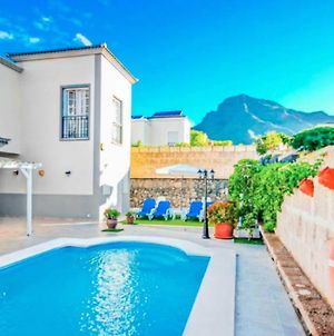 Villa Adeje With Heated Pool, Bbq, Wifi & Spectacular Views By Holidays Home photos Exterior