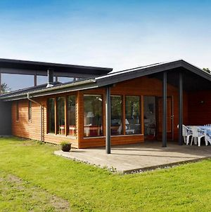Three-Bedroom Holiday Home In Bjert 5 photos Exterior