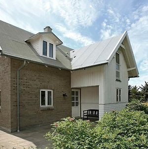 Four Bedroom Holiday Home In Harboore 9 photos Exterior