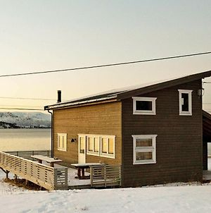 Two-Bedroom Holiday Home In Nord-Lenangen photos Exterior