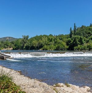 Lovely Holiday Home In Vallon-Pont-D'Arc Near Ardeche River photos Exterior