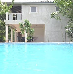 Apartment In Holiday Home With Private Pool, Garden With Grill, Airco And Wifi photos Exterior