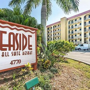 Seaside 303 2 Bedrooms Sleeps 6 Gulf Front Elevator Heated Pool photos Exterior