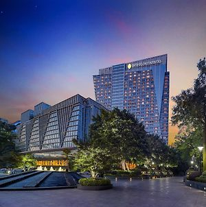 Intercontinental Century City Chengdu, An Ihg Hotel photos Exterior
