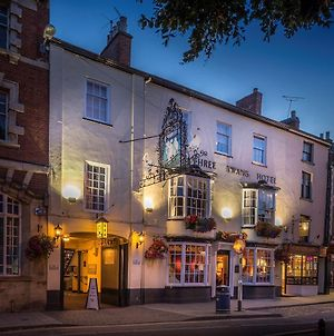 The Three Swans Hotel, Market Harborough, Leicestershire photos Exterior