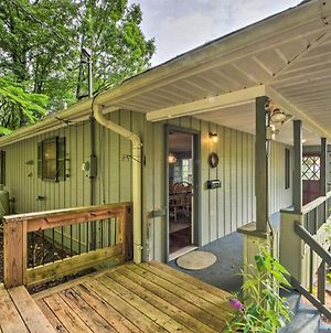 Smoky Mtn Home On 20 Acre Lot With Poker Room! photos Exterior
