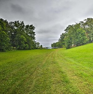 Updated Gilbertsville Retreat Steps To Lake! photos Exterior