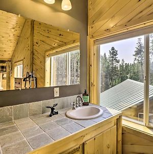 Secluded Mtn Retreat Amazing Views And Hot Tub photos Exterior