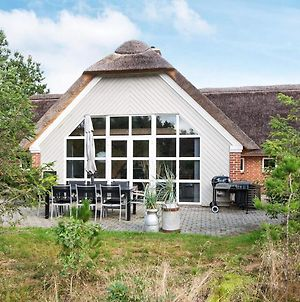 Four-Bedroom Holiday Home In Norre Nebel 3 photos Exterior