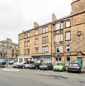 Guestready - Vibrant Leith Flat For 3 People - Cosy Great Location! photos Exterior