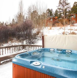 Mountaineer #M 1 Ski In Ski Out Private Outdoor Hot Tub photos Exterior