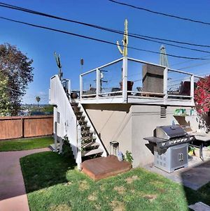 Ocean Beach Home With A Jacuzzi And Rooftop Deck With Ocean View Just Blocks To The Beach photos Exterior