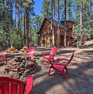 Dog-Friendly Strawberry Cabin - Hike And Relax! photos Exterior