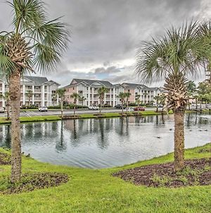 Chic Myrtle Beach Condo With Resort Amenities! photos Exterior
