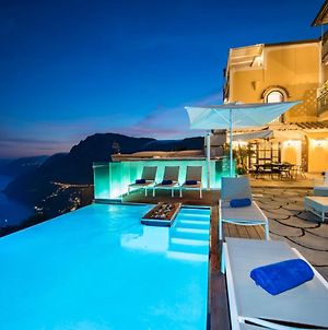 Villa With 5 Bedrooms In Positano With Private Pool And Wifi photos Exterior