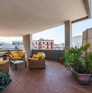 Studio In Bari With Wonderful City View Furnished Terrace And Wifi 900 M From The Beach photos Exterior