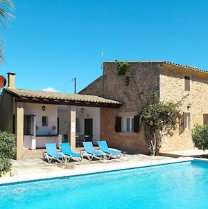Villa With 4 Bedrooms In Cas Concos Des Cavaller With Private Pool And Wifi photos Exterior
