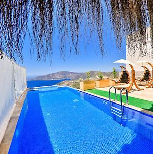 Villa With 2 Bedrooms In Kas With Wonderful Sea View Private Pool Enclosed Garden photos Exterior