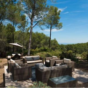 Villa With 2 Bedrooms In Saint-Remy-De-Provence, With Wonderful Mountain View, Private Pool, Furnished Garden - 60 Km From The Beach photos Exterior