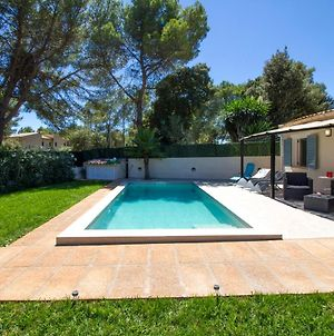 Villa With 2 Bedrooms In Sa Pobla With Private Pool Enclosed Garden And Wifi photos Exterior