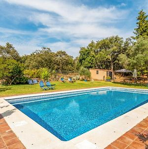 Villa With 4 Bedrooms In Cortegana With Wonderful Mountain View Private Pool And Enclosed Garden photos Exterior